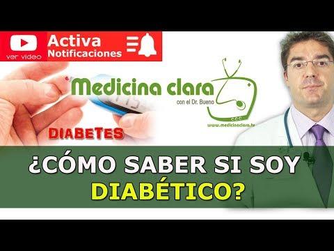 Como saber si eres prediabetico