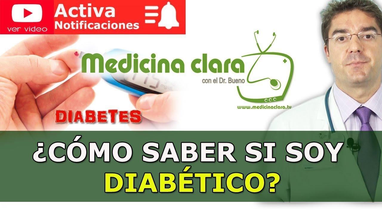 Prediabetico como eres saber si