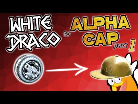 From White Dracos to Alpha Cap Pt. 1 | Rocket League Trading Guide