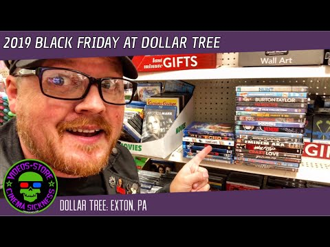2019 Black Friday At Dollar Tree | Dollar Tree: Exton, PA
