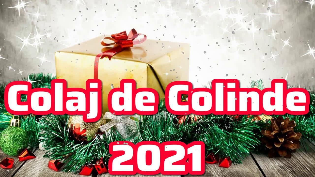COLAJ COLINDE 2021 - cele mai frumoase colinde 2021 de Sarbatori #colindenoi2021