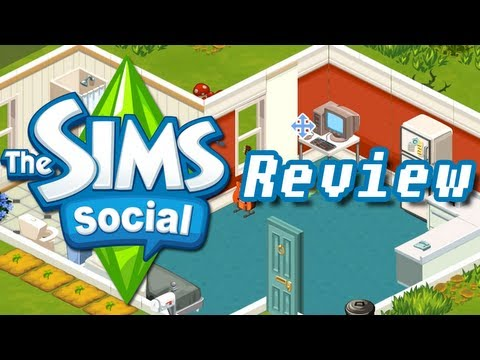 LGR - The Sims Social Review