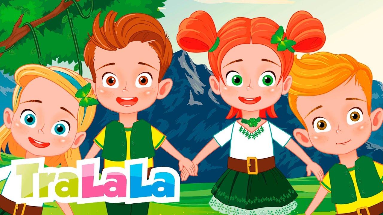 Dans irlandez - Cântece pentru copii | TraLaLa