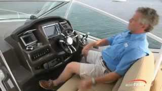 Cruisers Yachts 350 Express Features
