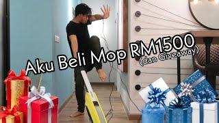Free Giveaway & Aku Beli Mop RM1500