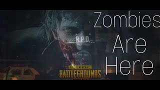 [🔴LIVE ]ZOMBIE MODE IS HERE | PUBG MOBILE LIVE | NEW UPDATE  | ROAD TO 2K SUBSCRIBERS