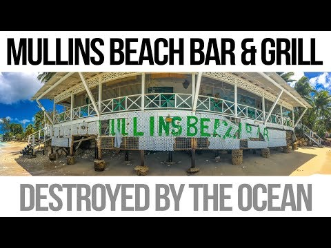 I Went To The Farm Market and Visit Mullins Beach Bar In Barbados