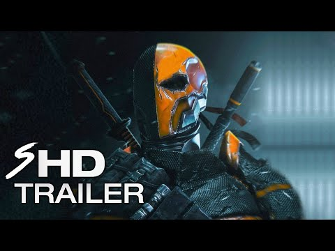 THE BATMAN (2019) - Deathstroke Teaser Trailer BEN AFFLECK, JOE MANGANIELLO (Fan Made)