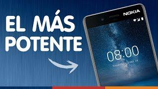 EL NOKIA MÁS POTENTE JAMÁS CREADO!! Nokia 8