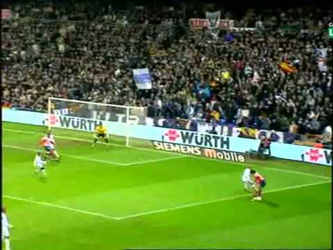 Real Madrid vs Atletico Madrid 2002/03 full match