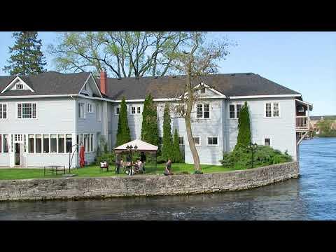 A Visit To BOBCAYGEON - Kawartha Lakes, Ontario - 4K