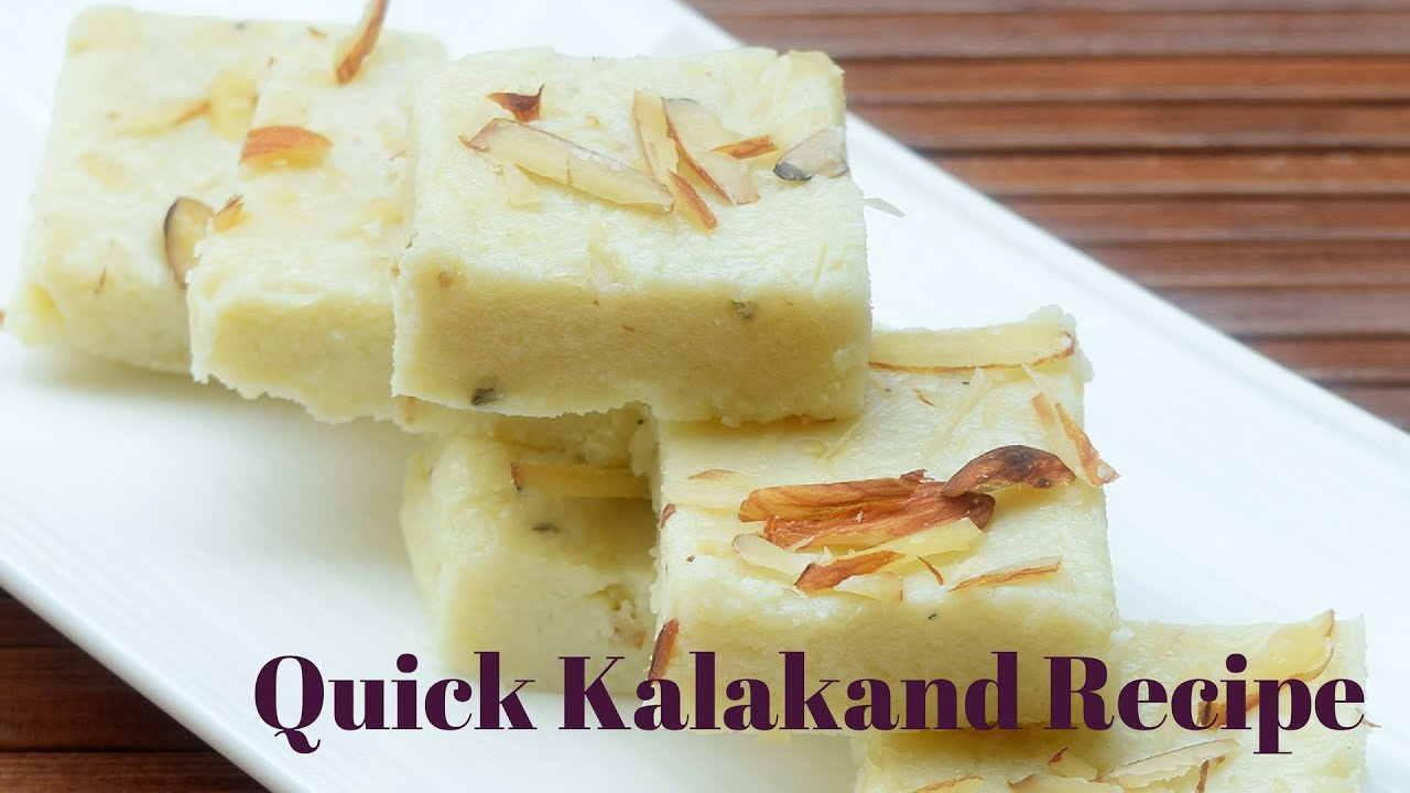 Quick and easy kalakand recipe how to make delicious kalakand at quick and easy kalakand recipe how to make delicious kalakand at home vegetarians delight forumfinder Gallery