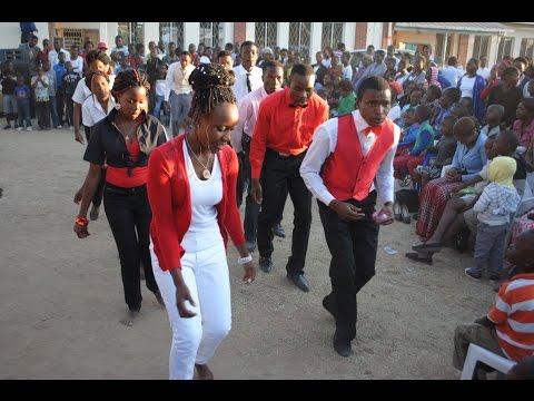 St Monica Chitungwiza-Mock wedding 2015