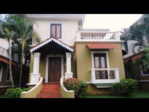 White Square Nirvana- Villa Resort North Goa