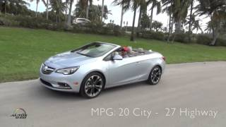 2016 Buick Cascada 1st look in Miami