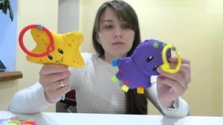 видео Что умеет ребенок в 1 месяц? Развитие малыша.  | Mamalara.ru
