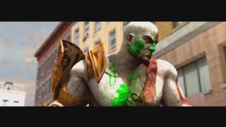 HULK vs KRATOS
