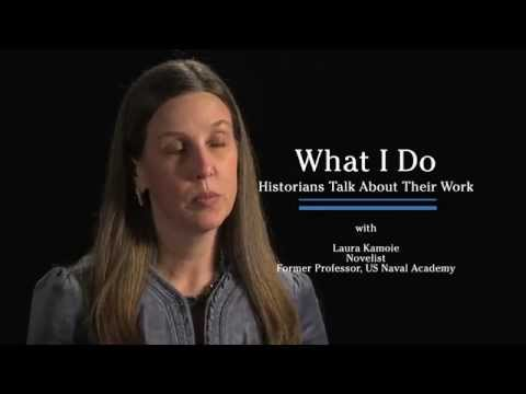 What I Do: Laura Kamoie - From History Professor to Novelist