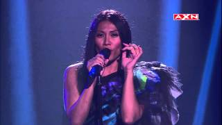 Anggun Performs Snow On The Sahara | Asia