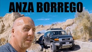 It has been a while since we headed out to the desert for an overni...