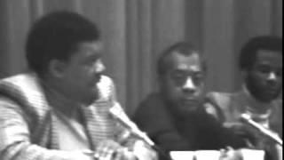 James Baldwin Speaks at UC Berkeley in 1974