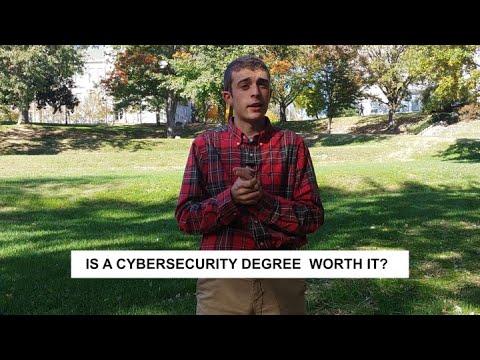 Is a Undergraduate Degree in Cybersecurity Worth It?