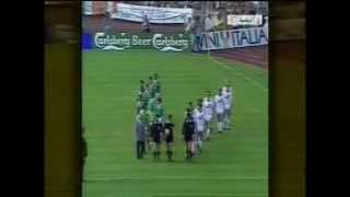 Republic of Ireland 1-1 USSR 1988