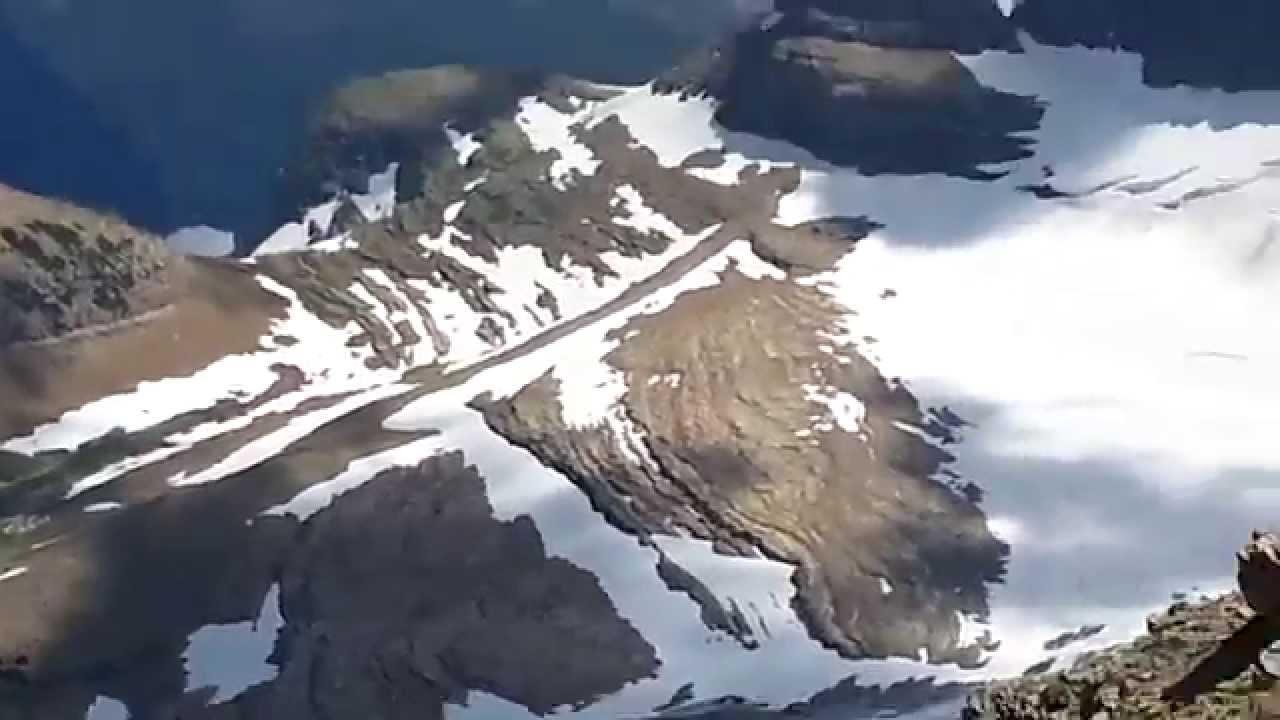 6f633ab9af38 Grinnell Glacier Overlook in Glacier National Park in Montana - YouTube