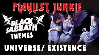 Black Sabbath Themes: Universe/Existence - Playlist Junkie #13 thumbnail