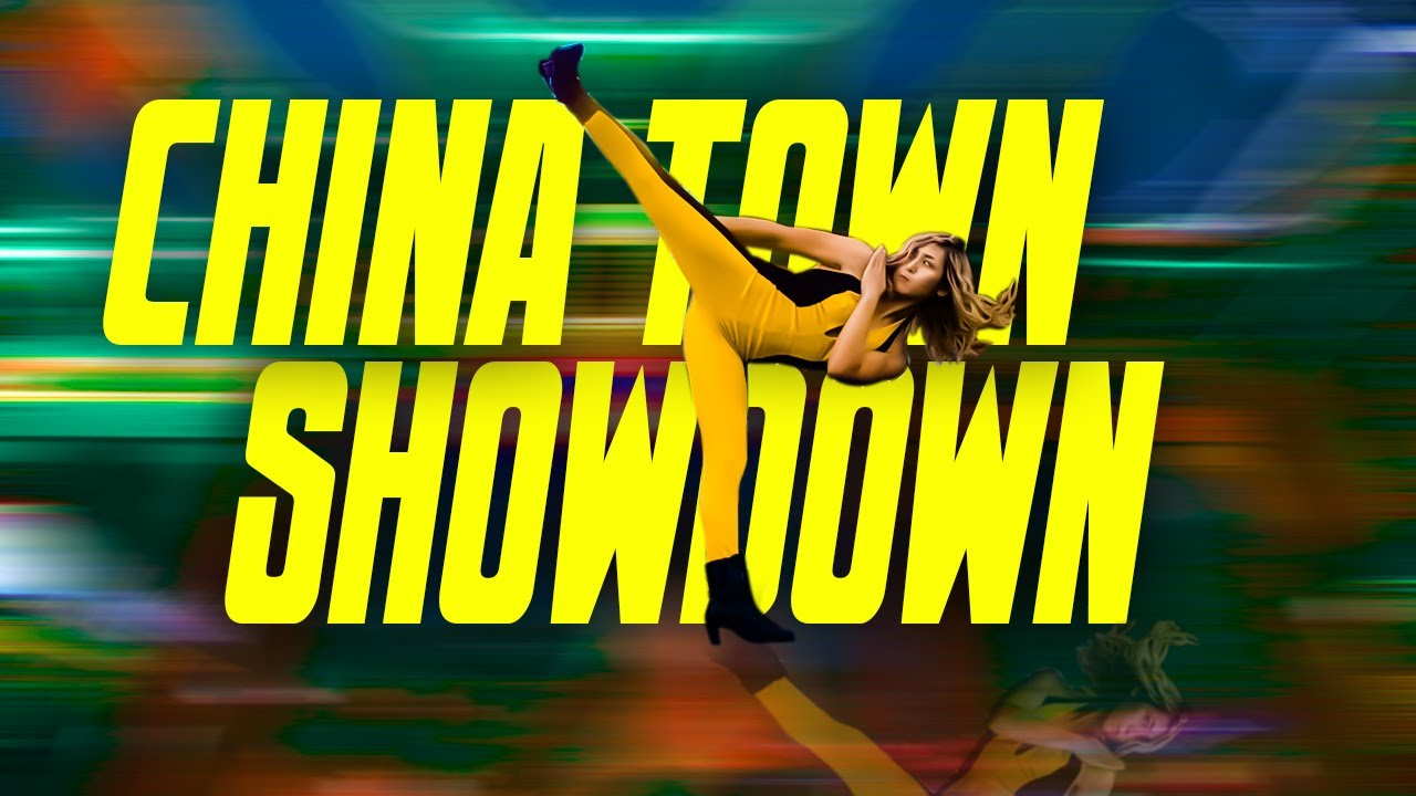 CHINA TOWN SHOWDOWN