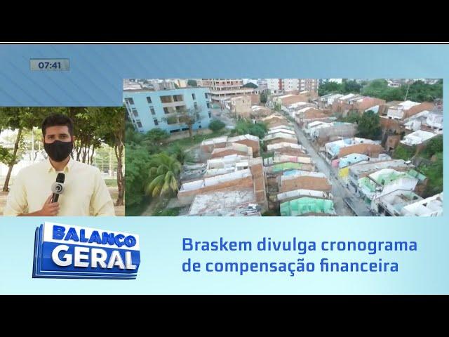 Cerca de 1200 imóveis: Braskem divulga cronograma de compensação financeira