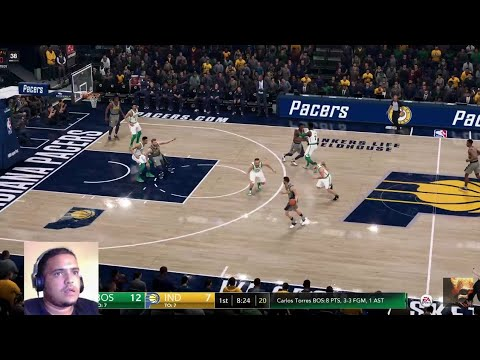 NBA LIVE 19 2020 ROSTERS CELTICS Vs PACERS WARRIORS Vs LAKERS JAZZ & ROCKETS LIVE STREAM