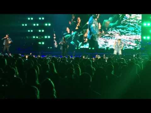 NKOTB - Face the Music Medley - Dallas 5/23/17
