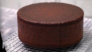 BIZCOCHO DE CHOCOLATE AMERICANO | Receta básica