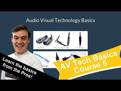 Audio Visual Technology Basics For Churches