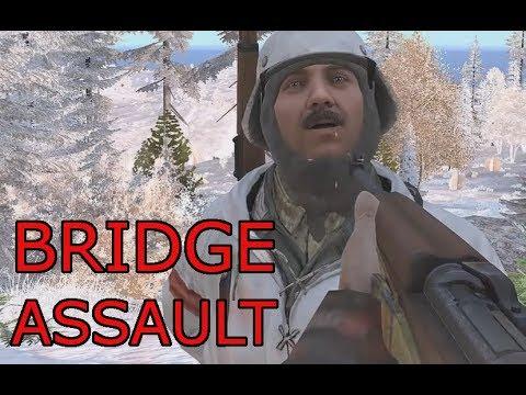 Another Bridge: Arma 3 German Iron Front Assault Ops