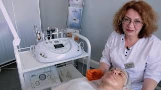 Мастер класс 4в1 от Beauty Service Вакуумный массаж Микротоки Прессотерапия уход за декольте