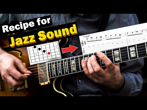 This Is A Great And Easy Recipe For Jazz Licks
