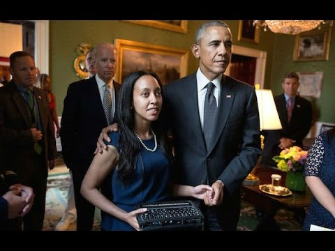 Eritrean American Woman Becomes The First Deaf Blind Harvard Law School Graduate – Haben Girma
