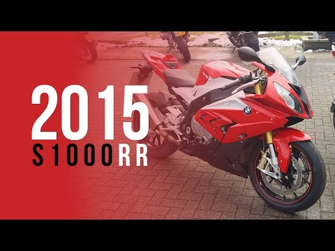 2015 BMW S1000RR Test Ride & First Impressions