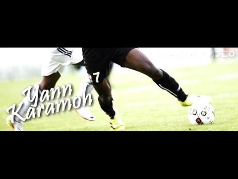 Yann Karamoh | Caen | Skills Assists & Goals | 2016/2017 (HD)