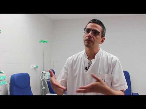 René Robles,  servei de Neurologia Hospital Josep Trueta de Girona i Santa Caterina de Salt