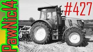 John Deere 6105MC & Agro-Lift 2,7m & Poznaniak & Jęczmień jary Soldo - Życie zwyczajnego rolnika#427