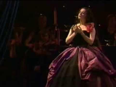 Sarah Brightman  Ennio Morricone Nella Fantasia LIVE