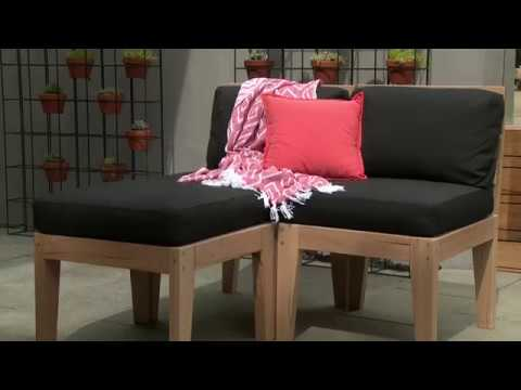 How To Make Diy Modular Outdoor Furniture Diy At Bunnings