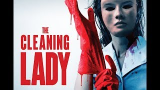 THE CLEANING LADY (2019) Official Trailer (HD) Jon Knautz