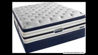 Beautyrest Recharge World Class Manorville Luxury Firm Pillow Top Mattress Set, King