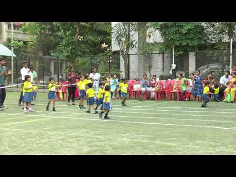 Annual Sport Day 2017-18 by--Precious Kids