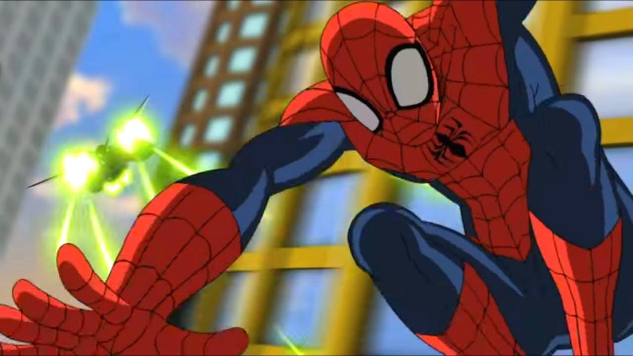 Совершенный человек паук мультсериал cмотреть онлайн все
