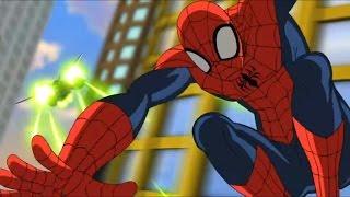 Великий Человек паук   Состязание чемпионов. Часть 1   Сезон 3 Серия 23  Marvel